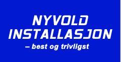 logo nyvold installasjon